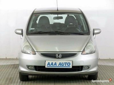 używany Honda Jazz II Klimatronic, El. szyby, wspomaganie Kierownicy, Alarm
