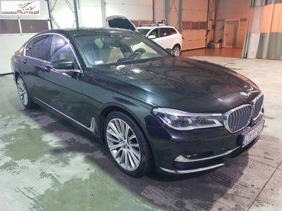 używany BMW 320 740 3dm3 KM 2016r. 185 217km Seria 7 [G11, G12] 15-, 740d xDrive
