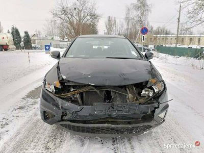 używany Honda Civic Salon Polska 2 właściciel VIII (2006-2011)