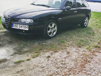 używany Alfa Romeo 156 1.9 140km 2003r. SW