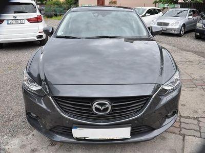 używany Mazda 6 III Salon PL *serwis *piękna *48tys km *Navi*Automat*GWARANCJA * Zamian
