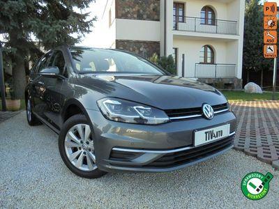 używany VW Golf 1.4dm 125KM 2018r. 74 000km