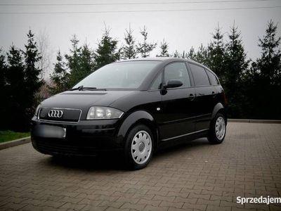 używany Audi A2
