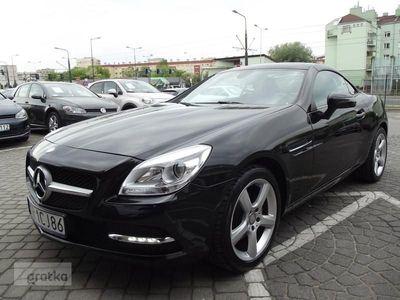 brugt Mercedes 200 Klasa SLK R172Kompressor Cabrio Skóra Navi Ledy