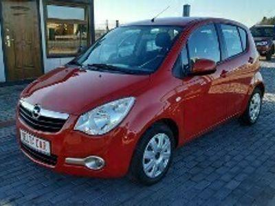 używany Opel Agila B OPŁACONY 1.2 16 V KLIMA STAN SUPER !!!