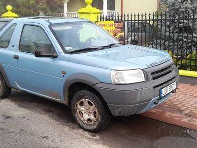 używany Land Rover Freelander 2001rok 4x4