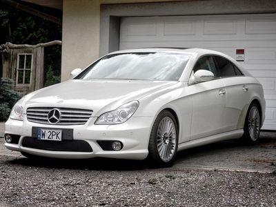 używany Mercedes CLS500 AMG z Japonii