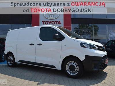 używany Toyota Proace 1.6 D-4D Medium 2,7t Ac, Oferta Dealera, Gwarancja