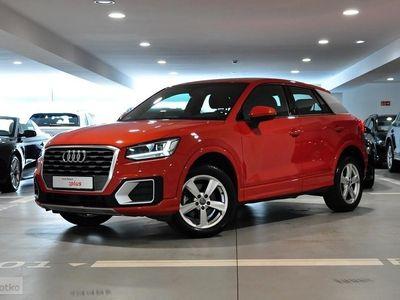 używany Audi Q2 1.4TFSI S Tronic 150KM, reflektory LED, tempomat, Gliwice