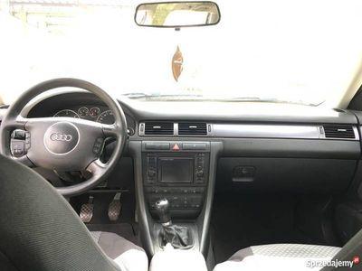 używany Audi A6 C5 Avant 2,5 TDI 163 KM BDG