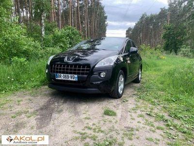 używany Peugeot 3008 1.6dm 112KM 2012r. 193 881km