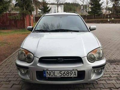używany Subaru Impreza 2.0 125km kombi lpg kombi