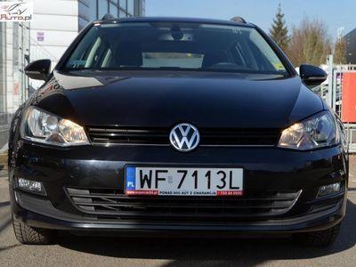 brugt VW Golf VII Golf 1.6dm3 105KM 2015r. 113 957km1,6 TDI 105 KM Trendline Salon PL, FV 23%, Gwaranc
