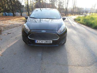 używany Ford Fiesta 15r. 1.25benz, 5d,klim, Chrzanów