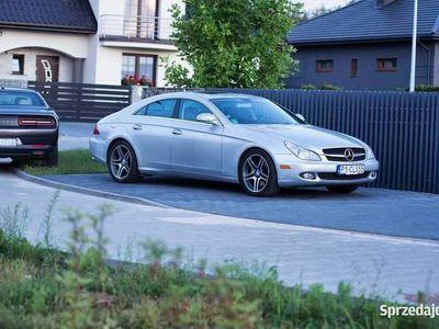 używany Mercedes CLS550 CLS C2195.5 V8