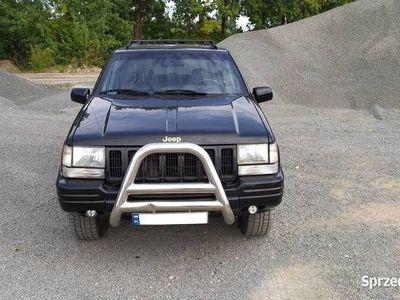 używany Jeep Grand Cherokee 5.2 V8, Automat, Niski Przebieg, Klima