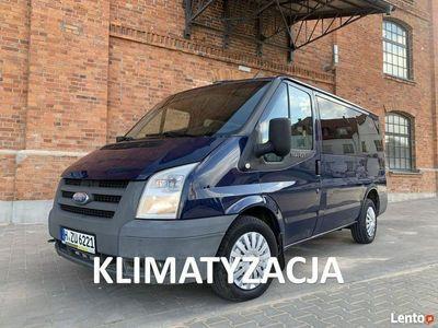używany Ford Transit 2.2TDCi 2008r 9-cio Osobowy Klimatyzacja