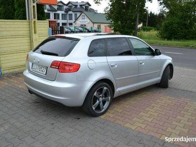 używany Audi A3 2.0 TDi 140KM Klimatronic Panoramadach 8P (2003-2012)