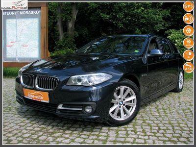 używany BMW 518 2dm 150KM 2015r. 131 000km