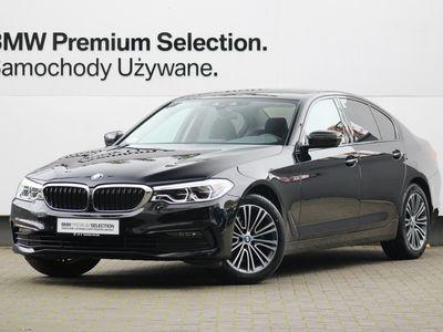 używany BMW 518 d