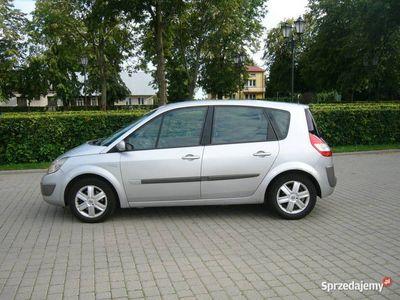 używany Renault Scénic 1.9 DCI 130 KM klima, FULL OPCJA