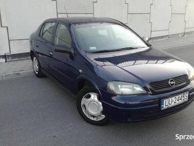 używany Opel Astra 1.4B 90KM SALON POLSKA