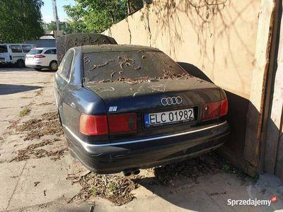 używany Audi S8 D2 quatrro 4.2 360KM 2000 rok