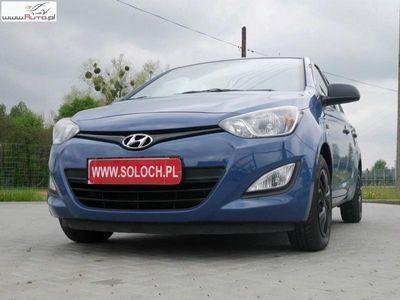 gebraucht Hyundai i20 1.2dm3 84KM 2014r. 159 000km