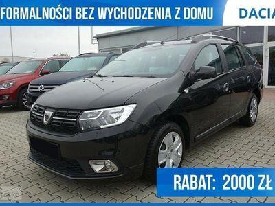 używany Dacia Logan II MCV LAUREATE 0.9 TCe 90KM | Koło zapasowe | Regulator prędkości, Chorzów