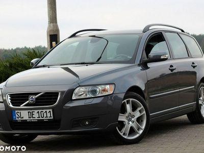 używany Volvo V50 2dm 136KM 2009r. 283 124km