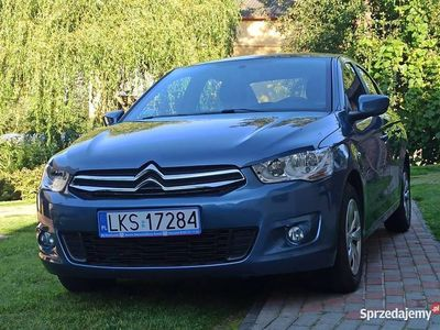 używany Citroën C-Elysee I 1.2 PureTech 82 KM 40 tys. przebiegu