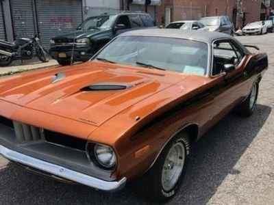 używany Plymouth Barracuda inny Klasyk1973