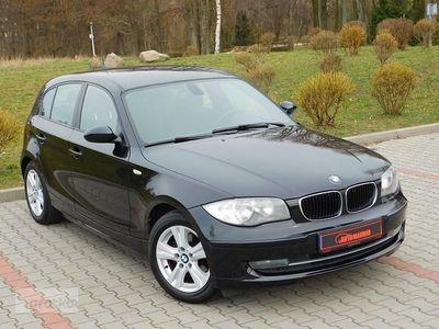 brugt BMW 116 SERIA 1Zarejestrowany - benzyna - serwisowany - 5 drzwi