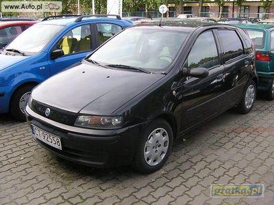 używany Fiat Punto 1.9dm 2002r. 98 000km
