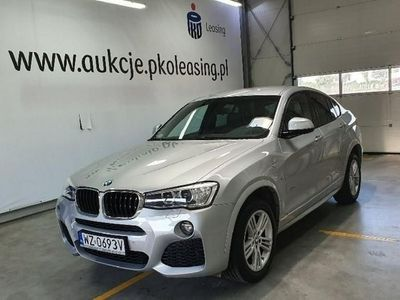 używany BMW X4 X4 I [F26] ,[F26] 14-18, xDrive20i Edycja M Sport aut, Grzędy