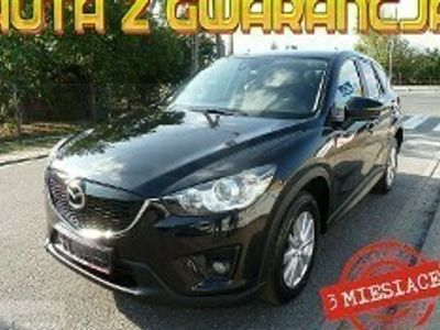 używany Mazda CX-5 2.2dm 150KM 2014r. 168 000km