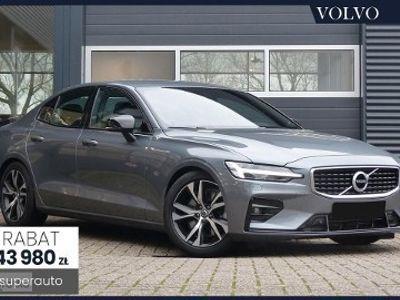 używany Volvo S60 III 2.0 B4 (211KM) | R-DESIGN | + Pakiet Park Assist + Pakiet Climate