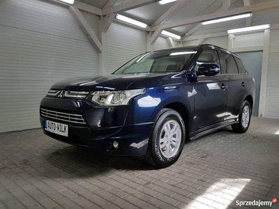 używany Mitsubishi Outlander 2.0 2.0 MIVEC ( 150 KM ) I właściciel ASO do 2017 automatyczna klima.