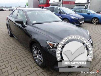 używany Lexus IS300 2.0 TURBO 2017r. / Automat / Benzyna / FV 23 % /Gwarancja!