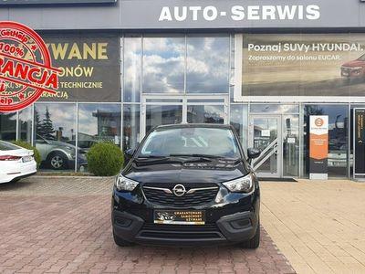 używany Opel Crossland X Crossland X salon PL 2019, benzyna 130KM Enjoy VAT23%
