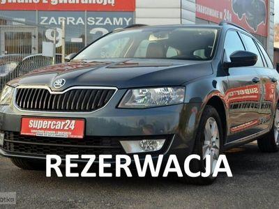 używany Skoda Octavia Octavia III2.0 TDI, 150 KM, Alu, Salon PL, FV23%, Gwarancja!, Długołęka