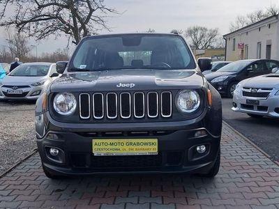 gebraucht Jeep Renegade I ZAKUP 06-2018