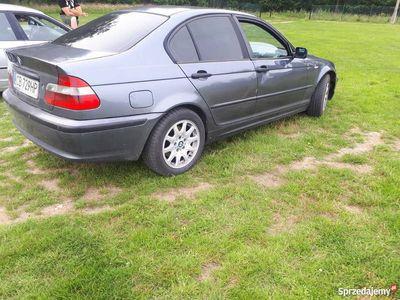 używany BMW 2002 e46 2.0 dieselrok lift 150koni