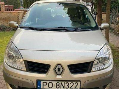 używany Renault Scénic II 1,5 dci