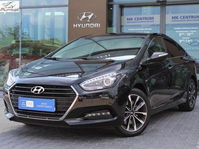 brugt Hyundai i40 1.7dm3 141KM 2017r. 22 900km 1.7CRDi 141KM Style! Od Dealera Salon Polska! Navi Mały Przebieg FV23%