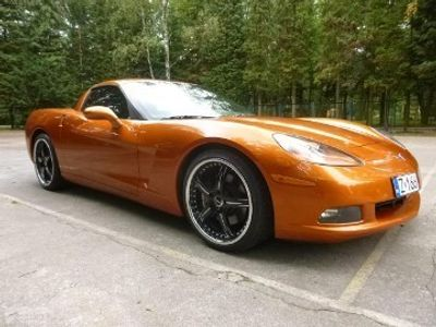 używany Chevrolet Corvette VI (C6) 6.0 LS 2-8 ustawień silnika,Targa, Nowa Cena !