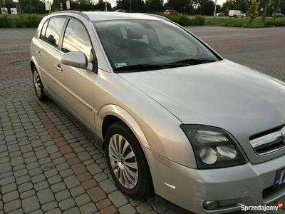 używany Opel Signum Diesel 1.9 CDTi 6-biegowy manual. Zadbany.