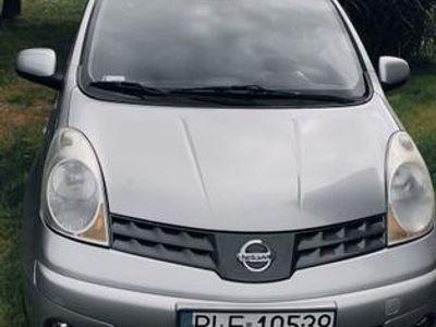 używany Nissan Note