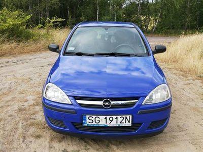 używany Opel Corsa C 2005