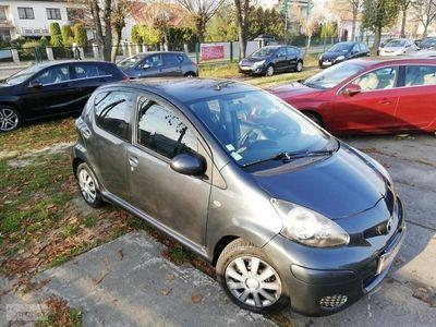 używany Toyota Aygo 1dm 68KM 2010r. 169 000km